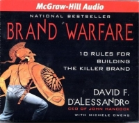 Brand Warfare : 10 Rules for Building the Killer Brand