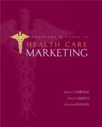 Problems and Cases in Healthcare Marketing