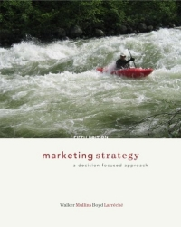 Marketing Strategy : A Decision Focused Approach (McGraw-Hill/Irwin Series in Marketing) jeffrey sampler l bringing strategy back how strategic shock absorbers make planning relevant in a world of constant change