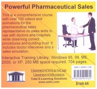 Powerful Pharmaceutical Sales: Complete Guide to Sales Procedures and Techniques for Pharmaceutical Sales Representatives in the Hospital and in Medical ... HIPAA, Sexual Harassment, and Compliance 3 1 human anatomical kidney structure dissection organ medical teach model school hospital hi q