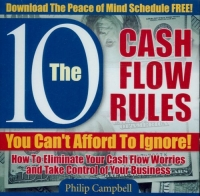 10 Cash Flow Rules You Can't Afford to Ignore