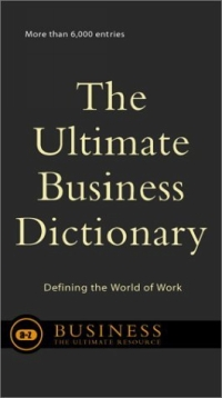 The Ultimate Business Dictionary: Defining the World of Work barbara seidlhofer understanding english as a lingua franca