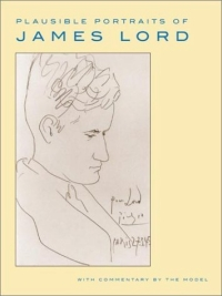 Plausible Portraits of James Lord: With Commentary by the Model costa nova тарелка lisa 25 см lsp251 02203b costa nova