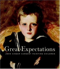 Great Expectations : John Singer Sargent Painting Children the painter of battles a novel