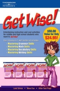 Get Wise!: Mastering Grammar Skills/Mastering Math Skills/Mastering Vocabulary Skills/Mastering Writing Skills mastering photoshop layers