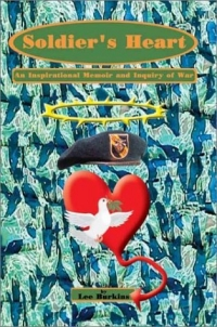 Soldier's Heart: An Inspirational Memoir and Inquiry of War lace up front tribal swimsuit