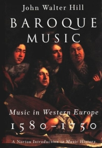 Baroque Music (Norton Introduction to Music History) game sound – an introduction to the history theory and practice of video game music and sound design