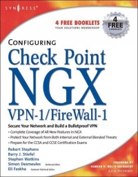 Configuring Check Point NGX VPN-1/Firewall-1 kitred5f740unv21200 value kit rediform guest check book red5f740 and universal copy paper unv21200