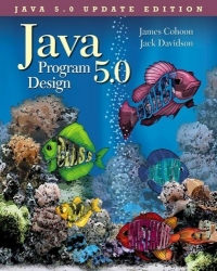 Java 5.0 Program Design applying user centered design techniques in software development