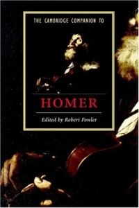 The Cambridge Companion to Homer the snowbird poems canadian literature