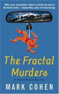 The Fractal Murders (Pepper Keane Mysteries) fractal design define r5 window black