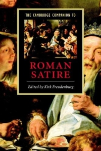 The Cambridge Companion to Roman Satire (Cambridge Companions to Literature) сумка the cambridge satchel