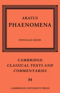Aratus: Phaenomena (Cambridge Classical Texts and Commentaries) ghada abdelhady new des based on elliptic curve