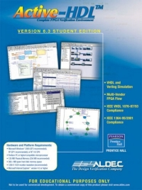 Active-HDL 6.3 Student Edition