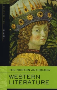 The Norton Anthology of Western Literature, Eighth Edition, Volume 1 william wordsworth poems in two volumes volume 1