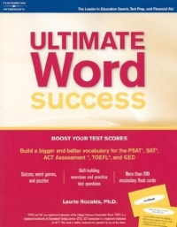 Ultimate Word Success (Peterson's Ultimate Success) murray shukyn ged test for dummies quick prep
