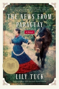 The News from Paraguay : A Novel the lonely polygamist – a novel