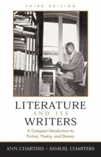 Literature and Its Writers : A Compact Introduction to Fiction, Poetry, and Drama raja abhilash punagoti and venkateshwar rao jupally introduction to analytical method development and validation