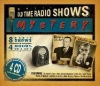 Mystery: Old Time Radio Shows (Orginal Radio Broadcasts)