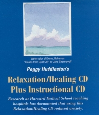 все цены на Peggy Huddleston's Relaxation/Healing CD plus Instructional CD
