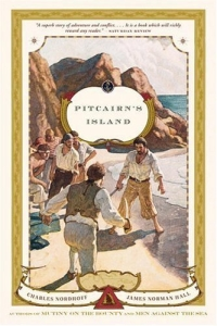 Pitcairn's Island: A Novel the shred of betrayal