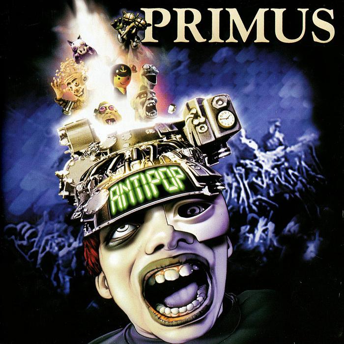 Primus Primus. Antipop primus primus sailing the seas of cheese deluxe edition 2 cd blu ray