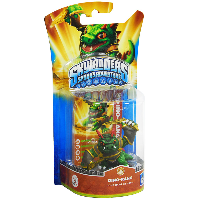 Skylanders. Интерактивная фигурка Dino-rang skylanders spyro s adventure стартовый набор