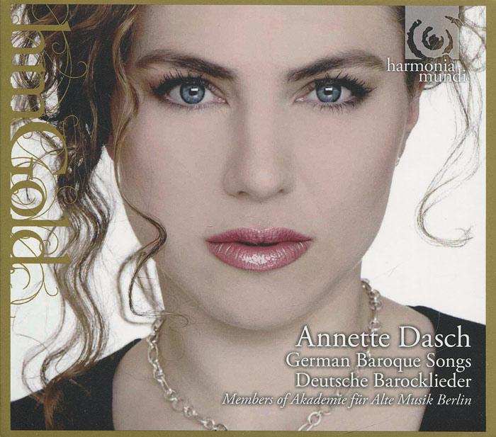 Zakazat.ru: Annette Dasch. German Barocklieder