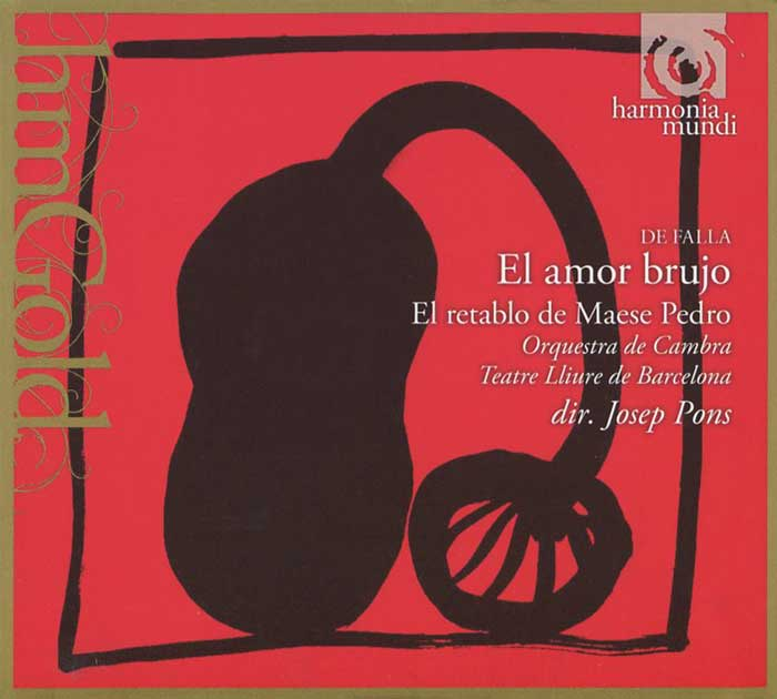 Josep Pons. De Falla. El Amor Brujo
