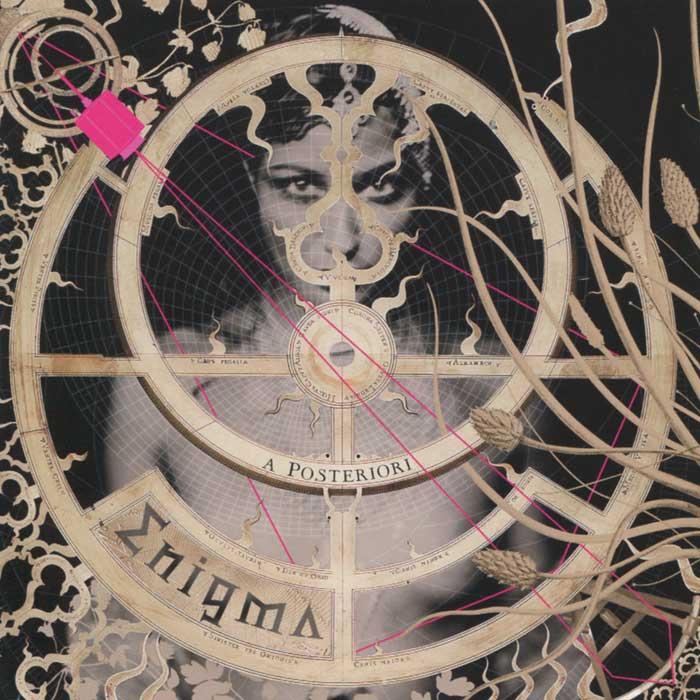 Enigma Enigma. A Posteriori бордюр aparici enigma symbol gold cenefa 6 5x20