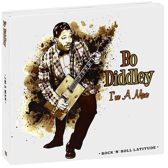 Бо Диддли Bo Diddley. I'm A Man (2 CD) honegger le roi david monopartita le chant de nigamon etc 2 cd