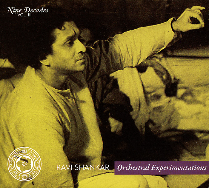 Ravi Shankar. Orchestral Experimentations