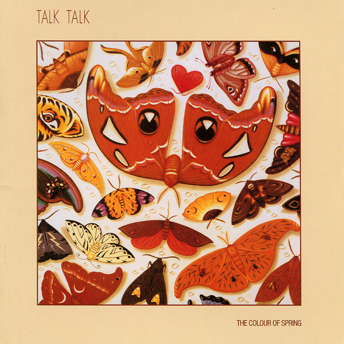 Talk Talk Talk Talk. The Colour Of Spring christmas fairy talk mix up
