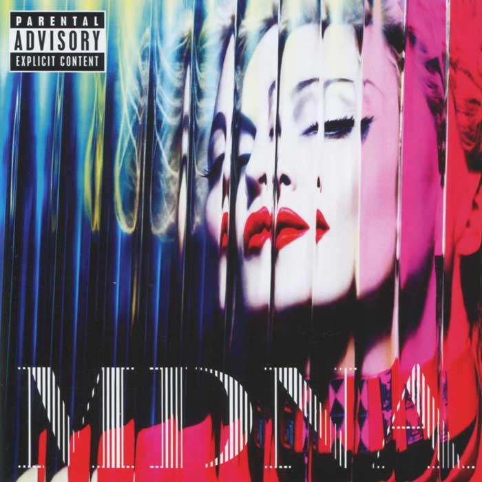 Мадонна Madonna. MDNA. Deluxe Edition (2 CD) музыка cd dvd 2cd 5