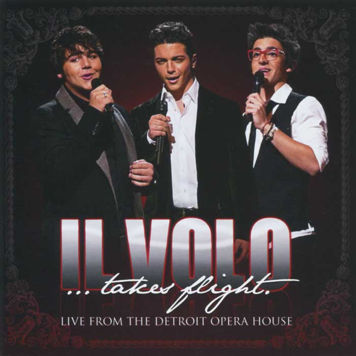 Il Volo Il Volo. Live From The Detroit Opera House cd dvd il volo
