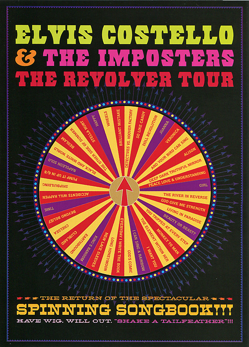 Elvis Costello & The Imposters: The Return Of The Spectacular Spinning Songbook!!!