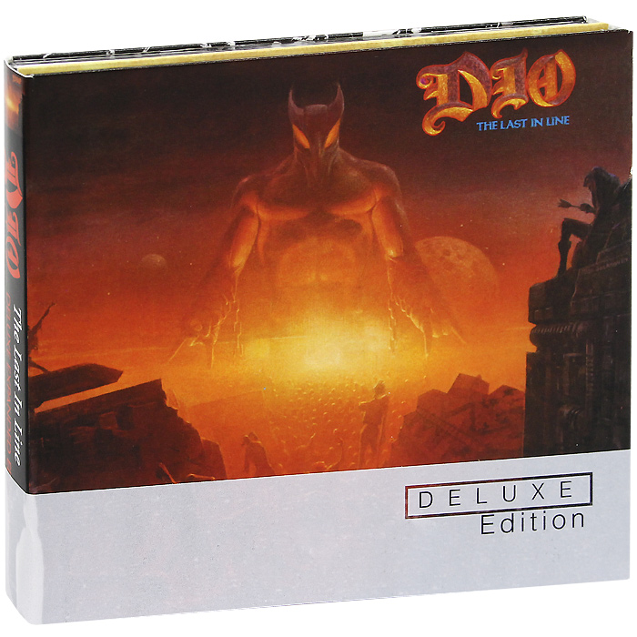 Dio.  The Last In Line.  Deluxe Expanded Edition (2 CD) Universal Music Group Inc.,ООО