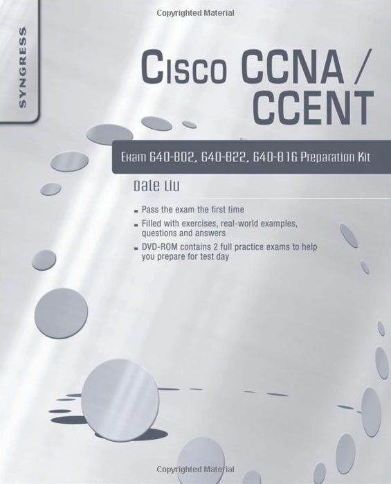 Cisco CCNA/CCENT Exam 640-802, 640-822, 640-816 Preparation Kit cisco