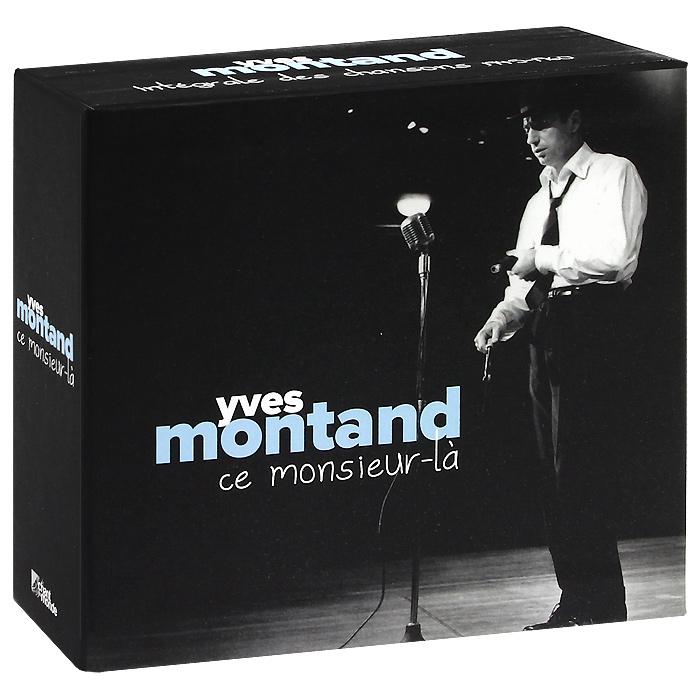 Yves Montand.  Ce Monsieur-La (7 CD)