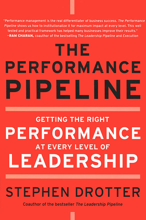 The Performance Pipeline mastering leadership an integrated framework for breakthrough performance and extraordinary business results
