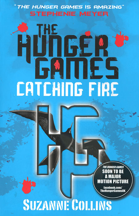 The Hunger Games: Catching Fire catching fire hunger games book 2