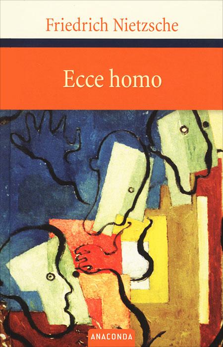 Ecce homo bin ich schon