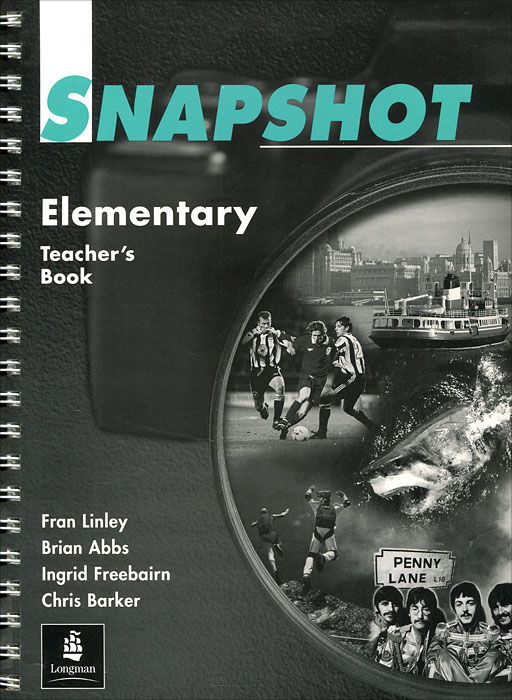 Snapshot: Elementary: Teachers' Book