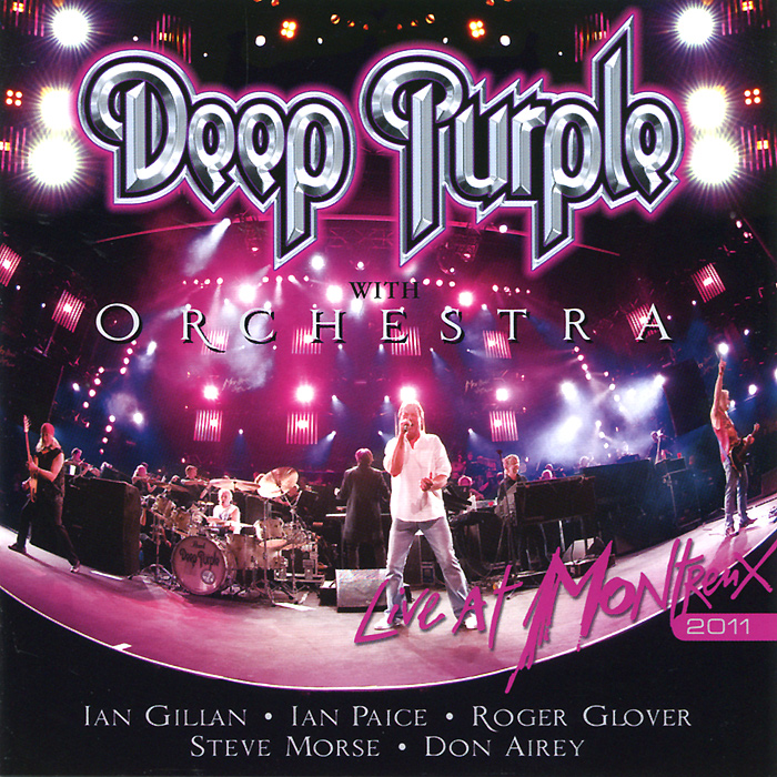 Deep Purple With Orchestra. Live At Montreux 2011 (2 CD) велосипед wheeler eagle ltd 2013