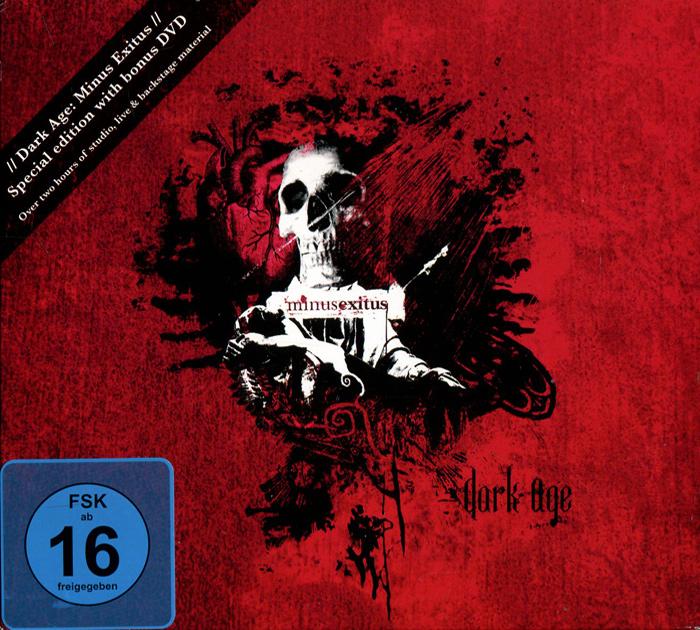 DVD:   Dark Age Live At