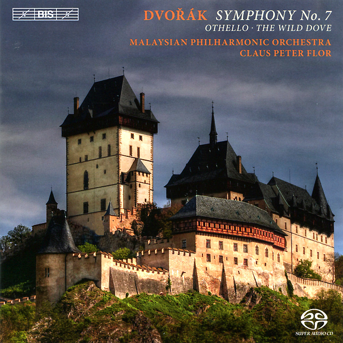 Malaysian Philharmonic Orchestra,Клаус Питер Флор Claus Peter Flor, Malaysian Philharmonic Orchestra. Dvorak. Symphony No.7 / Othello / The Wild Dove (SACD)