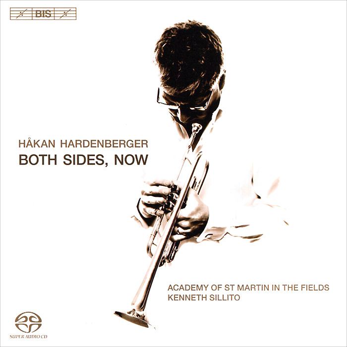 Кэннет Силлито,Хокан Харденбергер,Academy Of St. Martin In The Fields Kenneth Sillito, Hakan Hardenberger. Both Sides, Now (SACD)