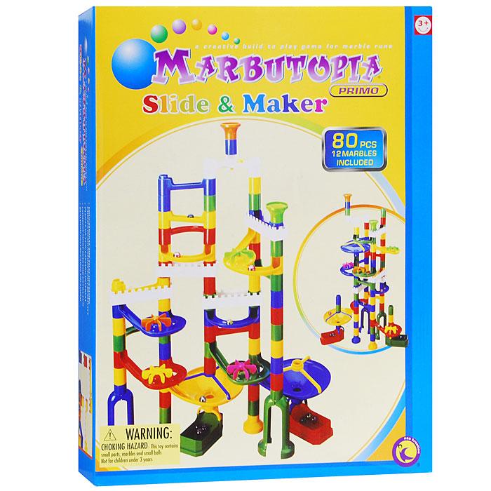 Marbutopia Конструктор Slide Maker конструкторы marbutopia slide maker конструктор