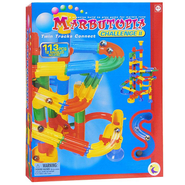 Marbutopia Конструктор Twin Tracks Connect