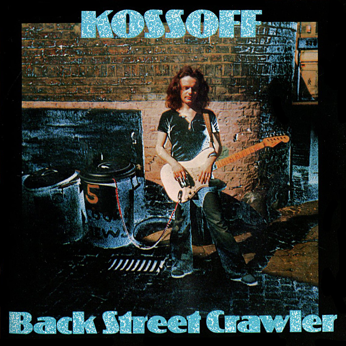 Kossoff. Back Street Crawler. Deluxe Edition (2 CD)